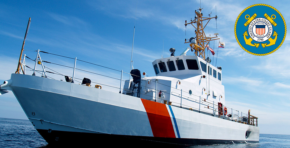 United States Coast Guard Ship